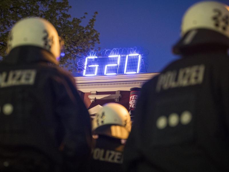 Hamburger Verwaltungsgericht verbietet weitere G20-Protestaktionen