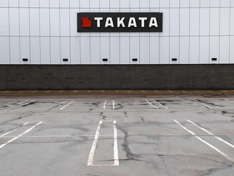 Folgen eines Rückruf-Desasters: Takata meldet Insolvenz an