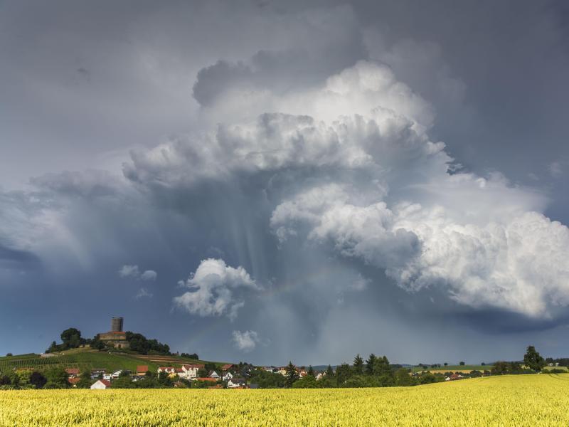 Wettermanipulation geplant: Bundesregierung arbeitet an Regeln für Geo-Engineering