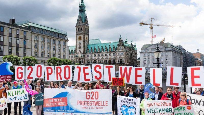 G20 Gipfel Massiver Aufwand Wenige Erwartungen Erste