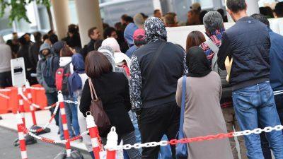Rekord: 10 Millionen Ausländer im Ausländerzentralregister Deutschlands erfasst