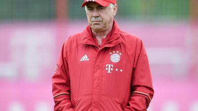Bayern-Rumpftruppe startet Sommertraining