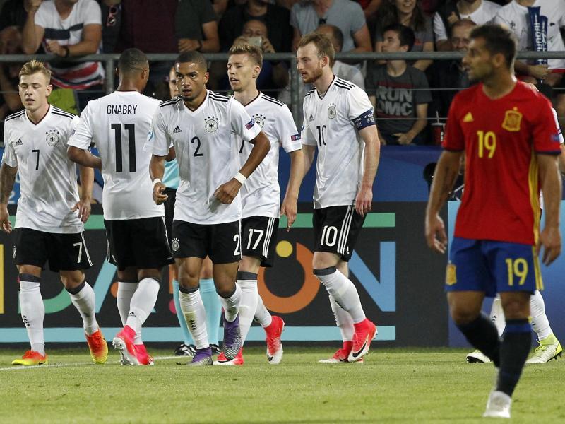 Deutsche U21 ist Europameister – 1:0 gegen Spanien