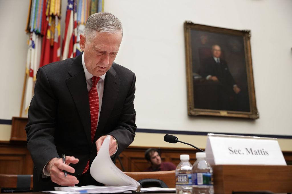 US-Schüler bekommt Exklusivinterview mit US-Verteidigungsminister Mattis