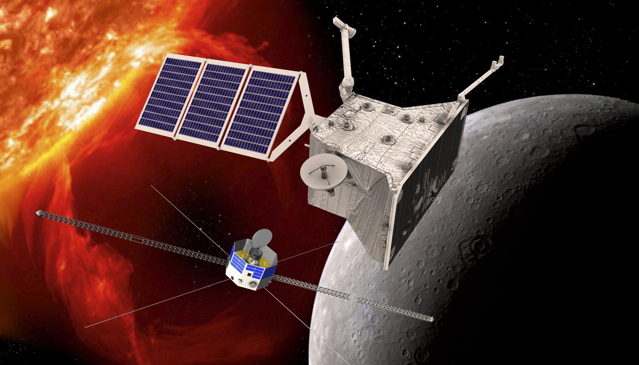 Sonde für erste europäisch-japanische Merkur-Mission vorgestellt