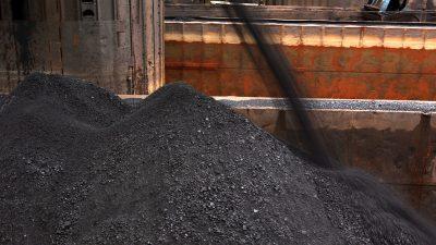 Ukraine importiert erstmals Kohle aus den USA – 700.000 Tonnen bis Jahresende