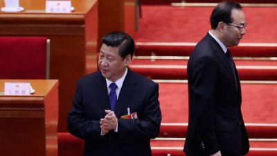 Chinas Staatschef stürzt wichtigen Gegner: Aufstrebender Politstar verhaftet