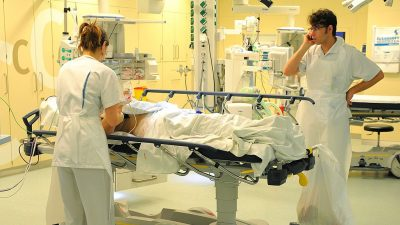 TK-Chef fürchtet Dominanz von Tech-Konzernen im Gesundheitswesen