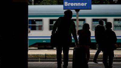 Flüchtlingskrise in Italien außer Kontrolle – sintflutartiger Ansturm auf Österreichs Grenze erwartet