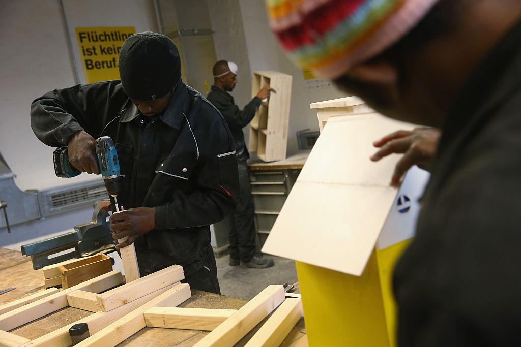 Trotz massiver Zuwanderung: 30.000 Stellen im Handwerk wegen Fachkräftemangels nicht besetzt