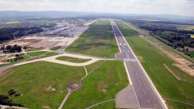 EU-Kommission stimmt Verkauf von Flughafen Hahn an Chinesen zu