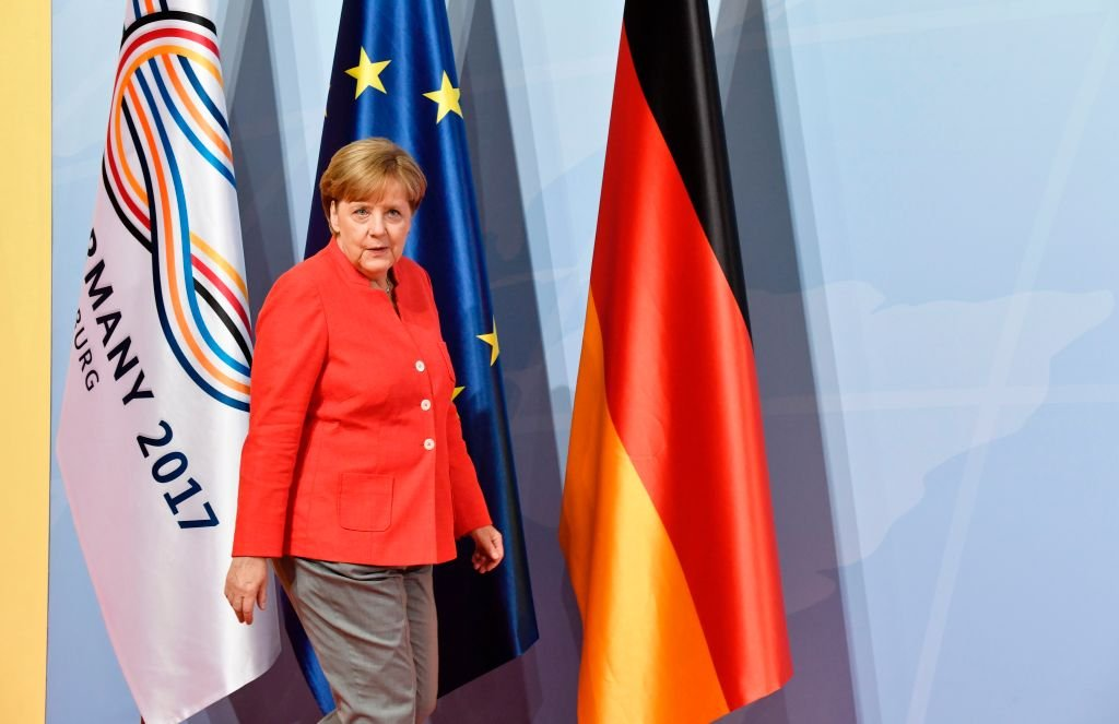 Germany G20 Summit Arrivals
