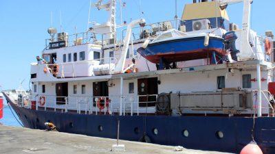 Identitären-Schiff vor tunesischer Küste blockiert – Widerstand gegen illegale Migration wird massiv angefeindet