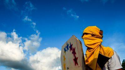 Berlin fordert: Regierung in Venezuela soll Gespräche mit Opposition aufnehmen