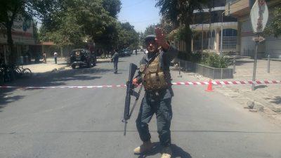 Schiiten kündigen Proteste an nach Anschlag auf Moschee im afghanischen Herat