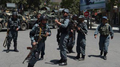 IS bekennt sich zu Anschlag auf irakische Botschaft in Kabul