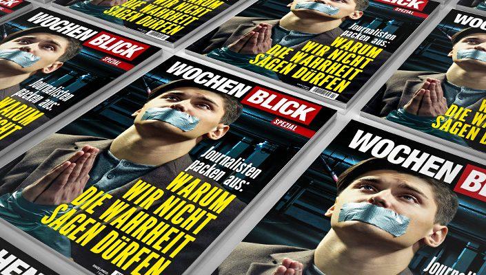 """Journalisten packen im Wochenblick-Sonderheft aus: """"Warum wir nicht die Wahrheit sagen dürfen"""""""