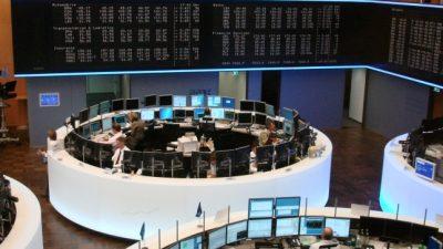 DAX am Mittag leicht im Plus – Versorger-Aktien legen deutlich zu