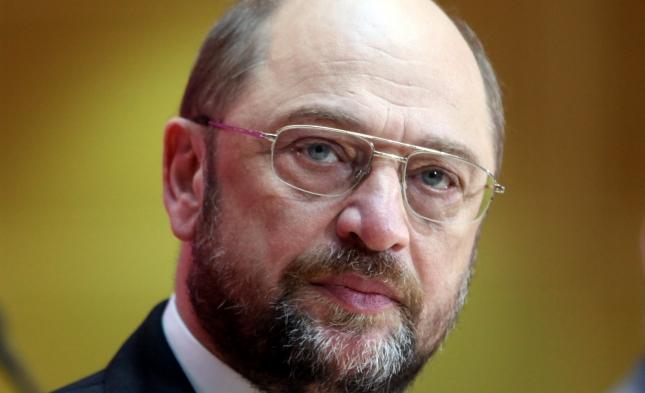 Martin Schulz würde Cannabis als Bundeskanzler zur Abstimmung im Bundestag freigeben