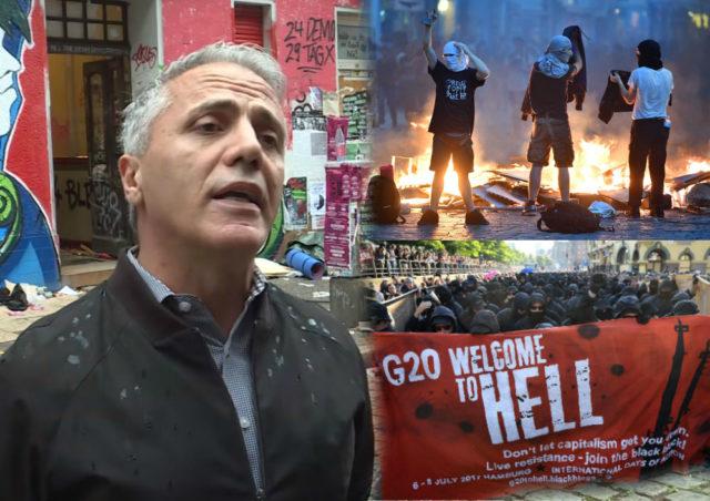 nach g20: berliner linke will vermummungsverbot abschaffen – cdu, Einladung