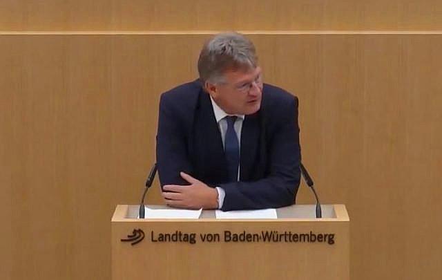 Schorndorf-Debatte im Landtag: Für gewalttätigen Mob sind unsere Töchter verfügbare Schlampen (Jörg Meuthen, AfD)