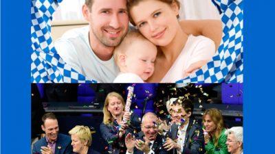 """Für Verfassungsklage gegen """"Ehe für alle"""" – Petition: """"Ehe retten JETZT. Bayern voran!"""" – Bereits über 16.000 Teilnehmer"""