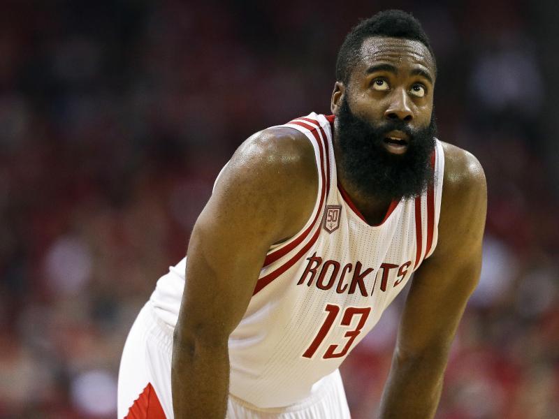 China setzt NBA wegen pro-Hongkong-Tweet unter Druck – NBA-Star Harden entschuldigt sich