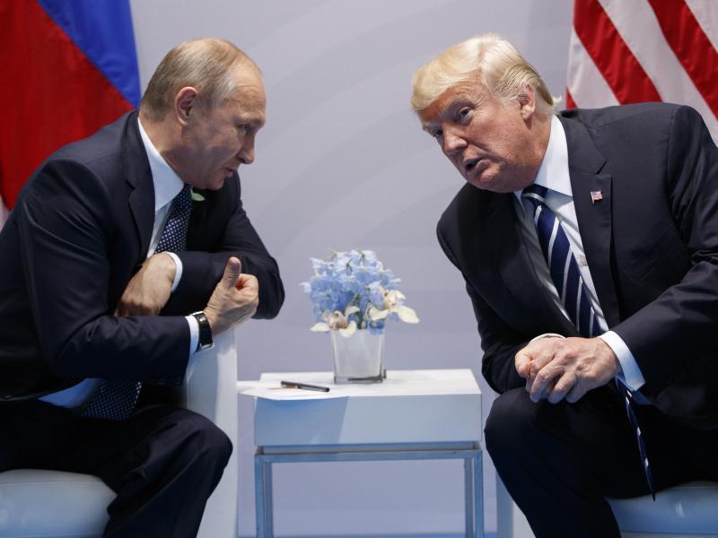 Trump – Putin Treffen in Helsinki – Probleme offen ansprechen, Spannungen abbauen
