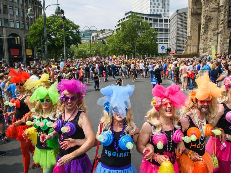 Deutsche Steuerzahler finanzieren in Millionenhöhe weltweit Gender-Projekte