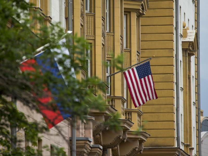US-Vertretungen in Russland müssen russische Angestellte entlassen