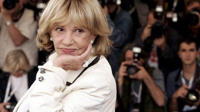 Französische Filmlegende Jeanne Moreau im Alter von 89 Jahren gestorben