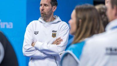 Analyse nachDebakel bei Schwimm-WM beginnt