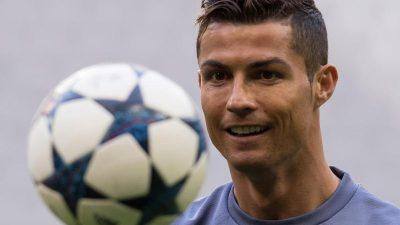 Steuerbetrug: Ronaldo von Richterin angehört