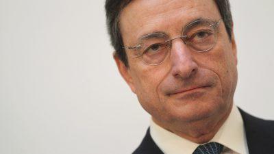8 Jahre Mario Draghi – 8 Jahre des hemmungslosen Gelddruckens