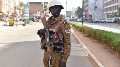 Update: 18 Tote bei Islamisten-Angriff aufRestaurant in Burkina Faso – Zwei Angreifer erschossen