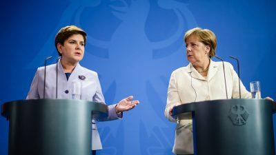 """Polen wird keine muslimischen Flüchtlinge aufnehmen – Szydło: """"Merkels Migrationspolitik befeuert Terrorismus"""""""