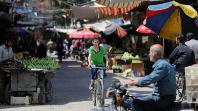 Syrer kehren in Massen nach Hause zurück: Regierung zum Wiederaufbau bereit – auch ohne die Hilfe des Westens