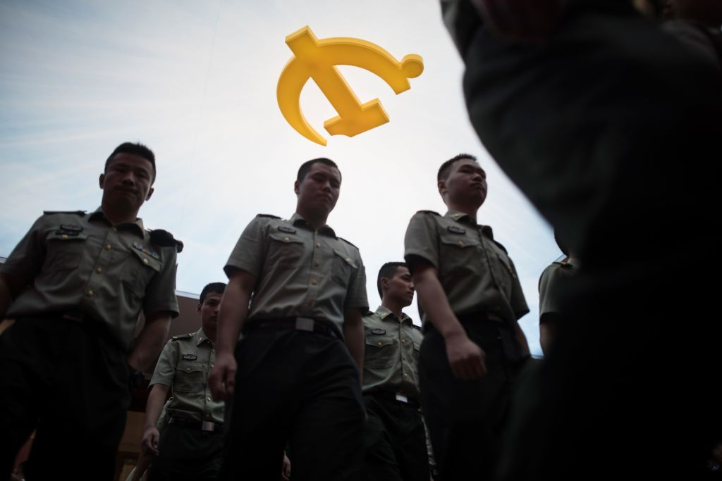 """Die """"Neue Weltordnung"""" ist der Weltkommunismus"""