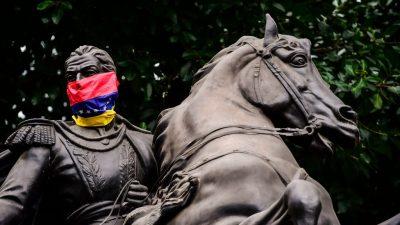 Trump-Regierung bekräftigt Solidarität mit Opposition in Venezuela