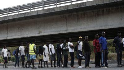 """Italienische Bürger gehen auf die Straße: """"Wir halten das nicht mehr aus"""""""