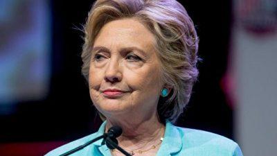 Neue Geheim-E-Mails aufgetaucht: Clinton-Ermittlungen gehen weiter