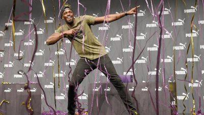 Bolt vor seinen letzten Auftritten: «Völlig zuversichtlich»