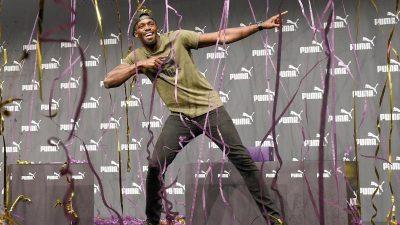 Superstar Usain Bolt tritt ab: PR, Pathos