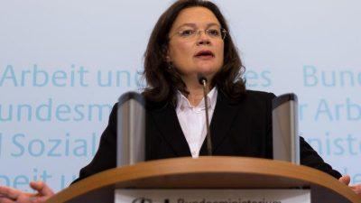 SPD wirft Linke Talkshow-Sozialismus vor – das Maximale fordern, nie das Machbare umsetzen wollen