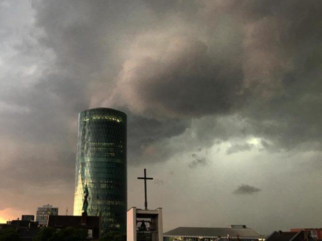 Unwetter Frankfurt Am Main