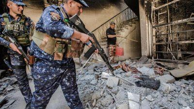 Offensiven gegen die IS-Terrormiliz im Irak – Außerdem: Schiiten gegen Sunniten
