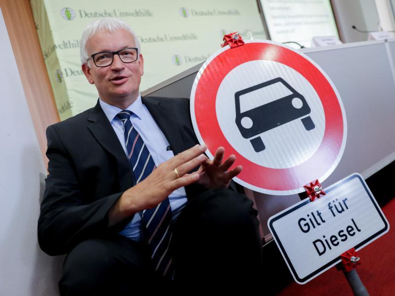 Will die Deutsche Umwelthilfe die Bürger enteignen? – Kampf gegen Diesel, Benziner, Holzöfen und Kamine
