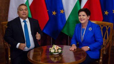 Ungarn: Orban will keine vermischte Bevölkerung, in der das Christentum seine Bedeutung verliert