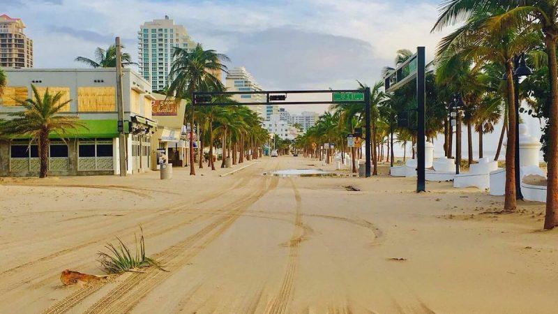 Mario Kart Fort Lauderdale Beach Boulevard