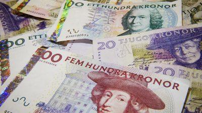 Bargeldloses Zahlen immer beliebter – Schweden wechselt Scheine und Münzen aus
